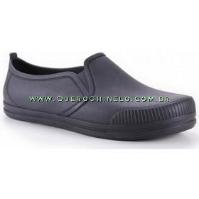 Sapato Boa Onda Náutico PRO - Preto