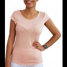 Blusinha CANAL1 com recortes - Rosa