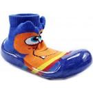 Meia Impec Baby No Shoes - Azul Marinho