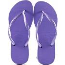 Chinelo Havaianas Slim - Violeta