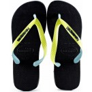 Chinelo Havaianas Top Mix - Preto/Amarelo