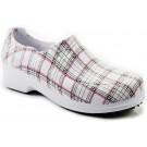 Sapato Profissional Soft Works II Estampado - Estampa Xadrez