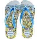 Chinelo Havaianas Wally - Branco