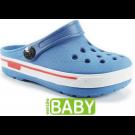 Babuche Plugt Revirão Baby Clássico - Azul
