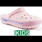 Babuche Plugt Revirão Kids Clássico - Rosa Shadow