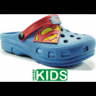 Babuche Plugt Superman Kids- Azul