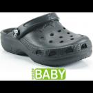 Babuche Kemo Bebê Básico - Preto