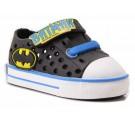 Tênis Bebê Plugt Batman - Preto