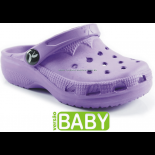 Babuche Kemo Bebê Básico - Roxo