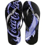 Chinelo Coca-Cola Fresh - Preto