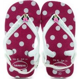 Chinelo Havaianas Baby Disney Classics Minnie - Super Pink