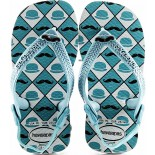 Chinelo Havaianas Baby Chic - Cinza GeloChinelo Havaianas Baby Chic - Cinza Gelo