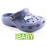 Babuche Kemo Básico Bebê - Azul