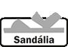 Sandálias Conforto