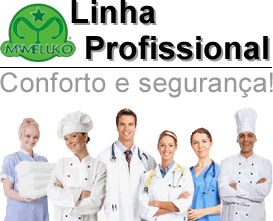 Calçados para Gastronomia Linha-profissional-mameluko-conforto-e-seguranca